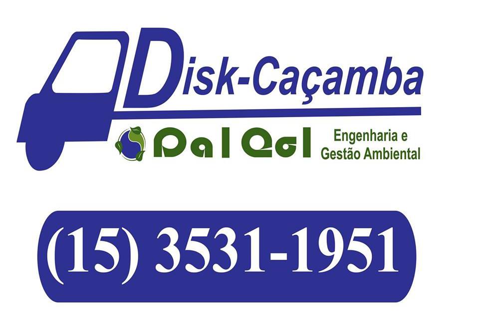 Disk Caçamba remoção de entulhos