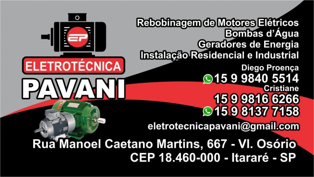 Eletrotécnica Pavani