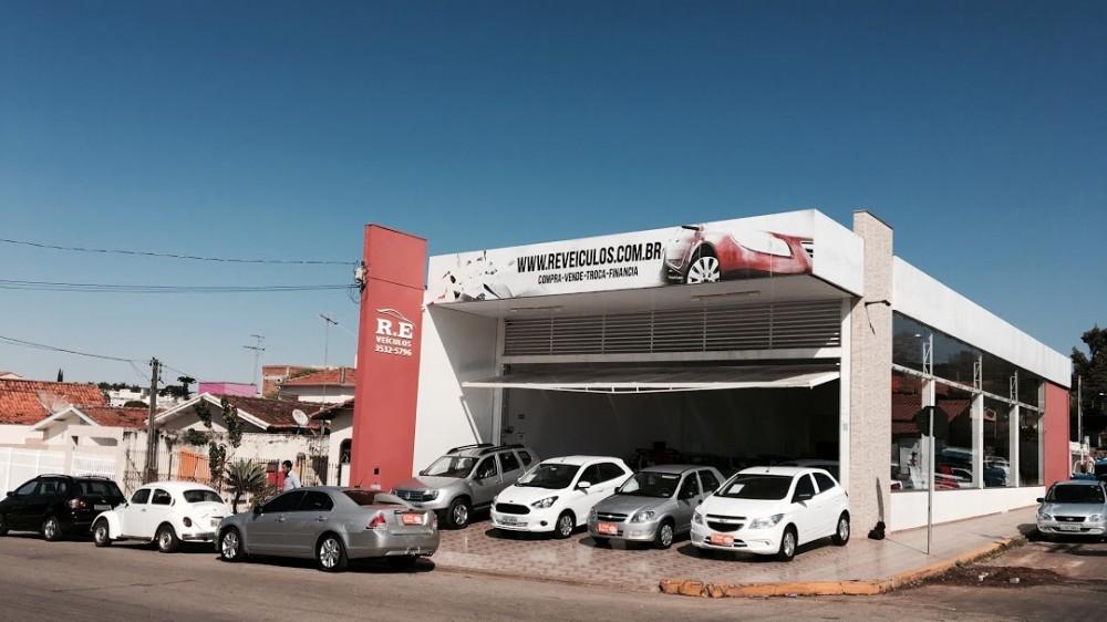 RE Veículos venda de automóveis